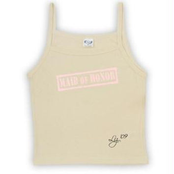 Maid of Honor Stamp Series Tank Top