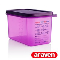 61392 GN1/4 PP anit-allergic container 4.3L