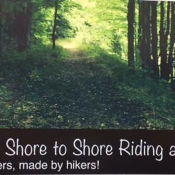Michigan Shore to Shore Riding and Hiking Trail Maps