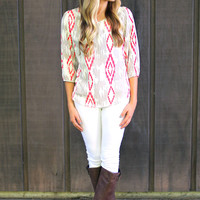 Ruby Isle Blouse
