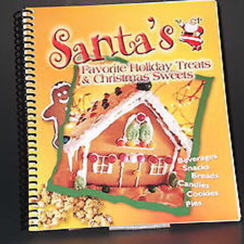 Santa's Favorite Holiday Treats & Christmas Sweets - Rada USA  #7040