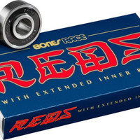 Bones Race Reds Skate Bearings