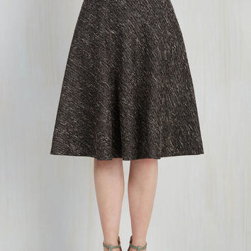 In the Chic of the Moment Skirt   Mod Retro Vintage Skirts   ModCloth.com