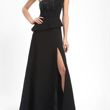 Sue Wong Long Formal Dress Evening Gown