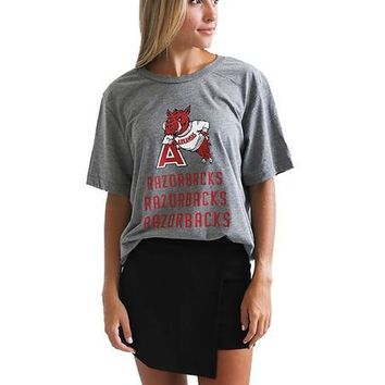 Charlie Southern Leaning Razorback Tee