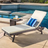 Home Loft Concepts Aruba 2 Piece Chaise Lounge Set - Walmart.com
