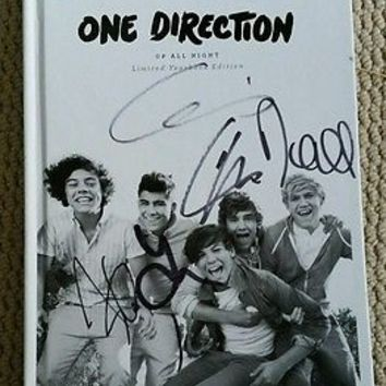 Up All Night Yearbook Edition