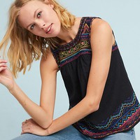 Mesa Embroidered Top