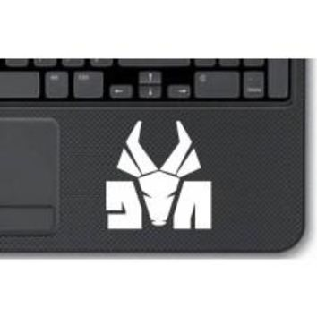 Die Antwoord Tablet Decal Sticker Laptop cover Macbook Pro Apple Wall Design Decal Keyboard Design Decal Sticker.