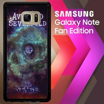 Avenged Sevenfold The Stage  Z4091 Samsung Galaxy Note FE Fan Edition Case
