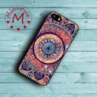 Coque 2016 New Fashion Mandala Case for iPhone 7 SE 6 5S 6S Plus 5 5C 4S 4 Cover for iPod Touch 6 5 Case.
