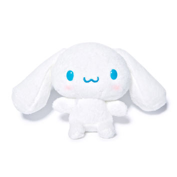 Sanrio Cinnamoroll Friendship Magnetic Plush White One