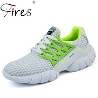 running shoes new light weight mesh sports shoes and Trendly jogging sneakers for woman and man Autumn  flat walking trend shoes