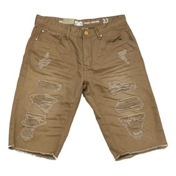 Jordan Craig - Mens - Premium Shredded Shorts