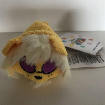 Disney Store The Aristocats Hit Cat Tsum Tsum Plush Mini 3 1/2'' New with Tags