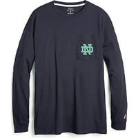 University of Notre Dame Women's Campus Long Sleeve T-Shirt | University Of Notre Dame