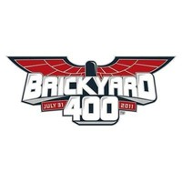 """Licensed Brickyard 400 Official NASCAR 1"""" x 1"""" Lapel Pin by Wincraft KO_19_1"""