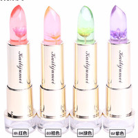Brand Kalijumei Secret Jelly Lipstick Makeup Beauty Flower Lipblam