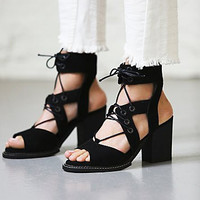 Free People Lennon Heel