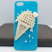 Ice cream phone case iphone 5 case iphone 4 case iphone 4s case iphone 3 case