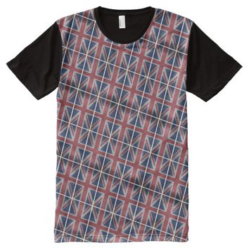 GREAT BRITAIN All-Over-Print SHIRT