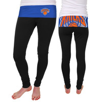 New York Knicks Ladies Sublime Leggings - Black
