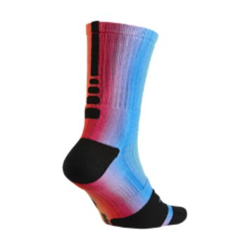 Nike #BETRUE Elite Crew Basketball Socks