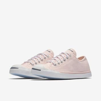 The Converse Jack Purcell Low Profile Women's Shoe.