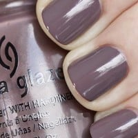China Glaze Nail Polish Lacquer Anchors Away 2011 Collection BELOW DECK # 80973 14ml 0.5oz