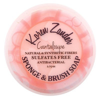 Koren Zander Honeysuckle Brush Soap