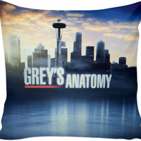 Grey's Anatomy Sofa Pillow!