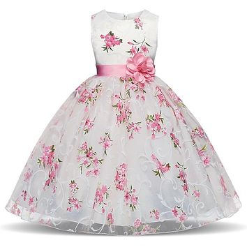 Birthday Tutu Girls Party Dress