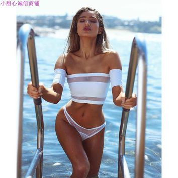 Womens Stunning Sexy Push Up Bikini Swimsuit