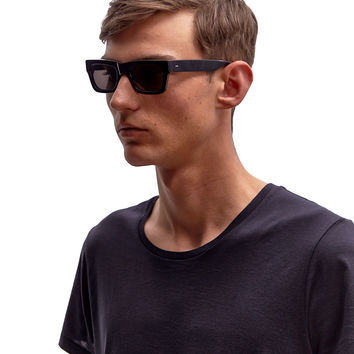 Sun Buddies Type 03 Men's Sunglasses in Stealth Black