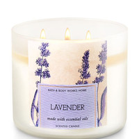 Lavender 3-Wick Candle | Bath And Body Works