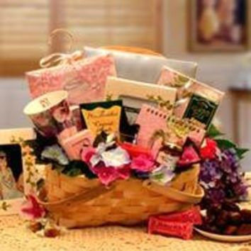 Because You're Special Gift Basket for Women
