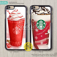 Starbucks Christmas, iPhone 6 case, iPhone 6 Plus case, iPhone case, iPhone 5 case, iPhone 5S Case, Galaxy S5 S4 S3 Note 2 Note 3, CM-033