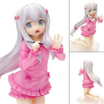 Hot sale 14cm Japanese Anime Eromanga Sensei Figure Izumi Sagiri Sweet Ver action Figure Toy Model Collection New Product TOP