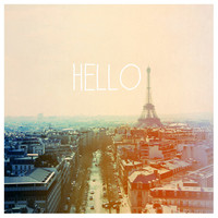 Hello - Fine Art Photograph