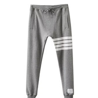 Casual Sports Couple Pants [8845481671]