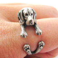 Louie the Beagle - Ring