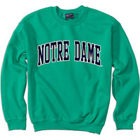 University of Notre Dame Crewneck Sweatshirt