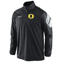 Nike Oregon Ducks 2015 College Football Playoff Defender Dri-FIT Hybrid On-Field Jacket - Men