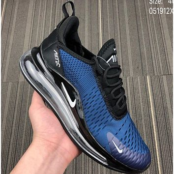 NIKE AIR MAX 720 Knitting Classic Sports Leisure Shoes
