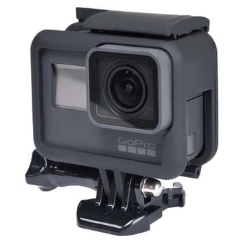 GoPro HERO5 Black Ultra HD 4K Waterproof Action Camera w/12MP Photo Capture, Wi-Fi, Bluetooth & Touchscreen Display