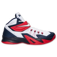 Men's Nike Zoom LeBron Soldier 8 Basketball Shoes