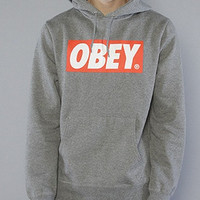 Obey hoody sweatshirt jumper pullover unisex xs to xl