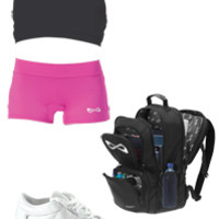 Nfinity Cheer Dynasty Package