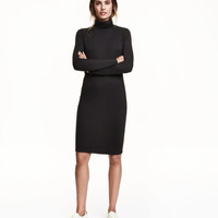 H&M Turtleneck Dress $24.99