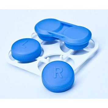 White Contact Lens Case (3 Pack)